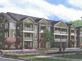 crosland affordable housing Charlotte