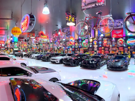 car collection