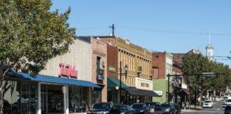 Downtown Lexington NC