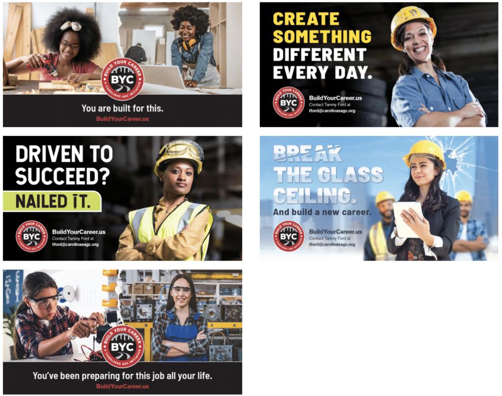 byc ads women