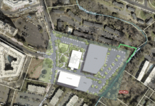 site plan charlotte development