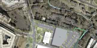 site plan charlotte development