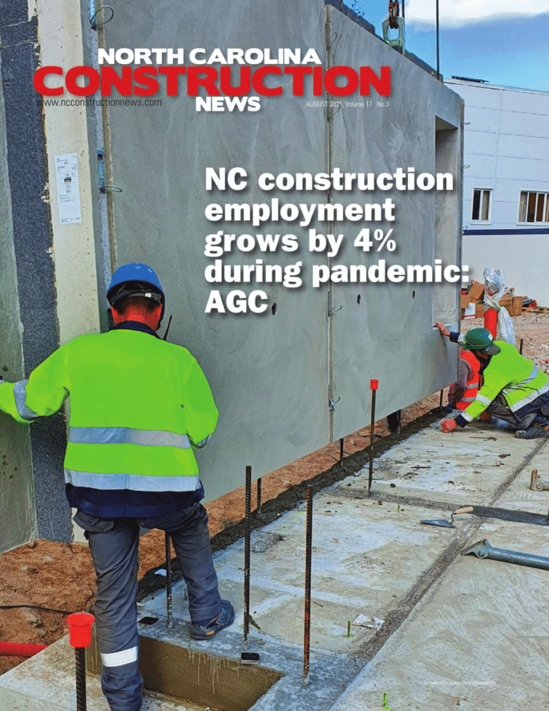 nc cover august 2021
