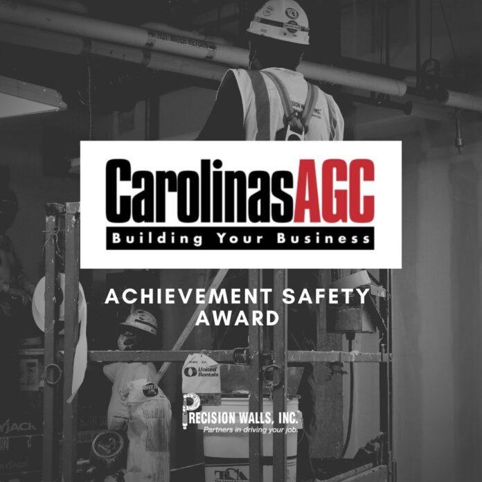 safety awards cagc