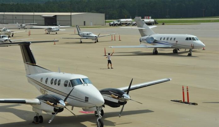 ncdot airport image