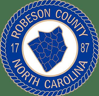 robeson county logo